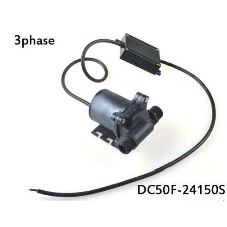 DC50F-24150S 24V Mini Brushless Water Pump Low Pressure Booster Pump Water  Circulation Pump Auto Heat Pump Submersible Pump Max Flow Rate 1200 L/H