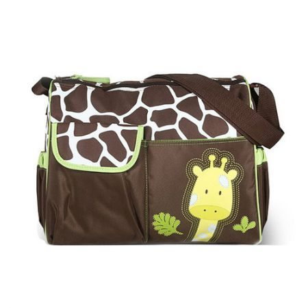 Multi-Function Baby Changing Diaper Nappy Shoulder Bag