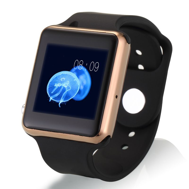 UA8 Smart Bluetooth Watch Phone 1.54 Inch Scratch-resistant Screen 2.0M Video Camera For iPhone Android