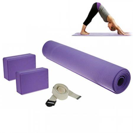 Yoga Mat Set  48406b04f