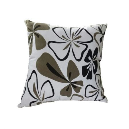 Black And White Decorative Pillow Cases : Throw Pillow Cover Cushion Case Pillowcase Black + White Crazy Sales