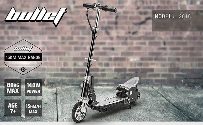 Bullet Scooter Electric This Bullet Electric Scooter