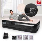Bestway Inflatable Mattress with Built-in Pump-Single
