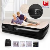 Bestway Queen Inflatable Mattress with Built-in Pump