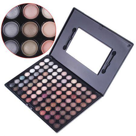 88 Warm Color Eyeshadow Palette Eye Shadow Makeup | Crazy ...
