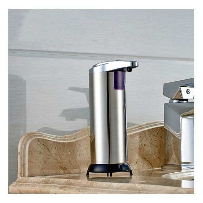 Stainless Infrared Automatic Sensor Hand Sanitizer Soap