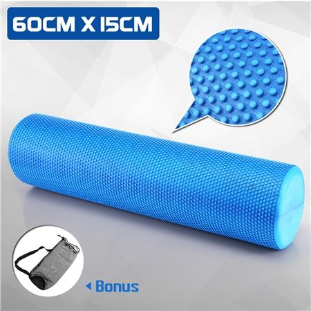 60cm Physio Foam Yoga Pilates Roller