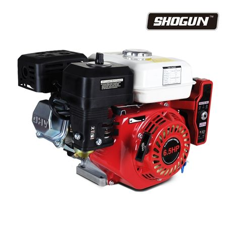 Shogun 6.5HP 196CC 4-Stroke Petrol Engine -Electric Start