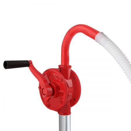 Hand Rotary Gas Oil Fuel Pump Dispenser Crazy Sales