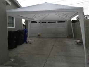 Great party tent  carport