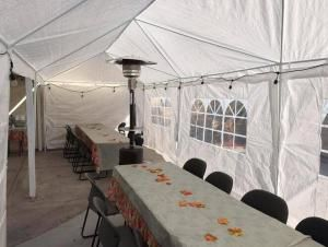Great party tents