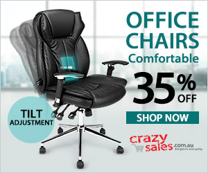 Office Chairs for Sale - Crazysales.com.au