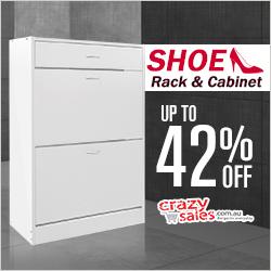 Shoe Rack & Cabinet Online - Crazysales.com.au