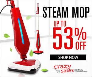 Steam Mop for Sale - Crazysales.com.au