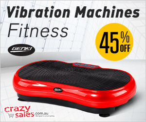 Vibration Machines Australia for Sale - Crazysales.com.au